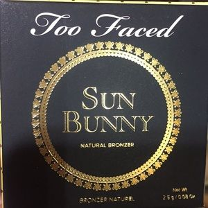 Too Faced Sun Bunny 🐰 Natural Bronzer